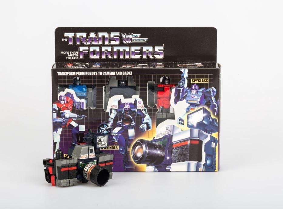 G1 transformers neuauflage reflektor kamera geschenk kinder spielzeug maßnahmen neu