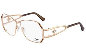 710748d35fcf Cazal 225 Eyeglasses Frames Color 003 Rose Gold Bronze Authentic New ...