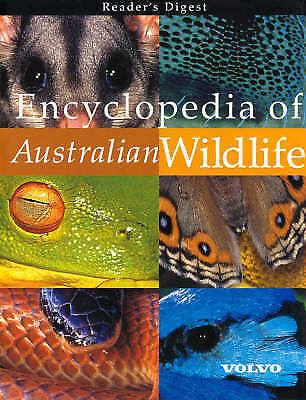 Encyclopedia of Australian Wildlife - Hardcover by Reader's digest