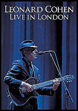 Leonard Cohen: Live in London [DVD] [2009] [NTSC], Very Good DVD, Hattie Webb, C