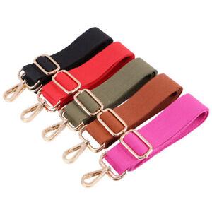 Einstellbar-Farbig-Tasche-Gurt-DIY-Schulter-Handtaschen-Belt-Handle-Crossbody-1x