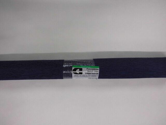 Krepp-Papier Floristenkrepp 50*250 cm rot
