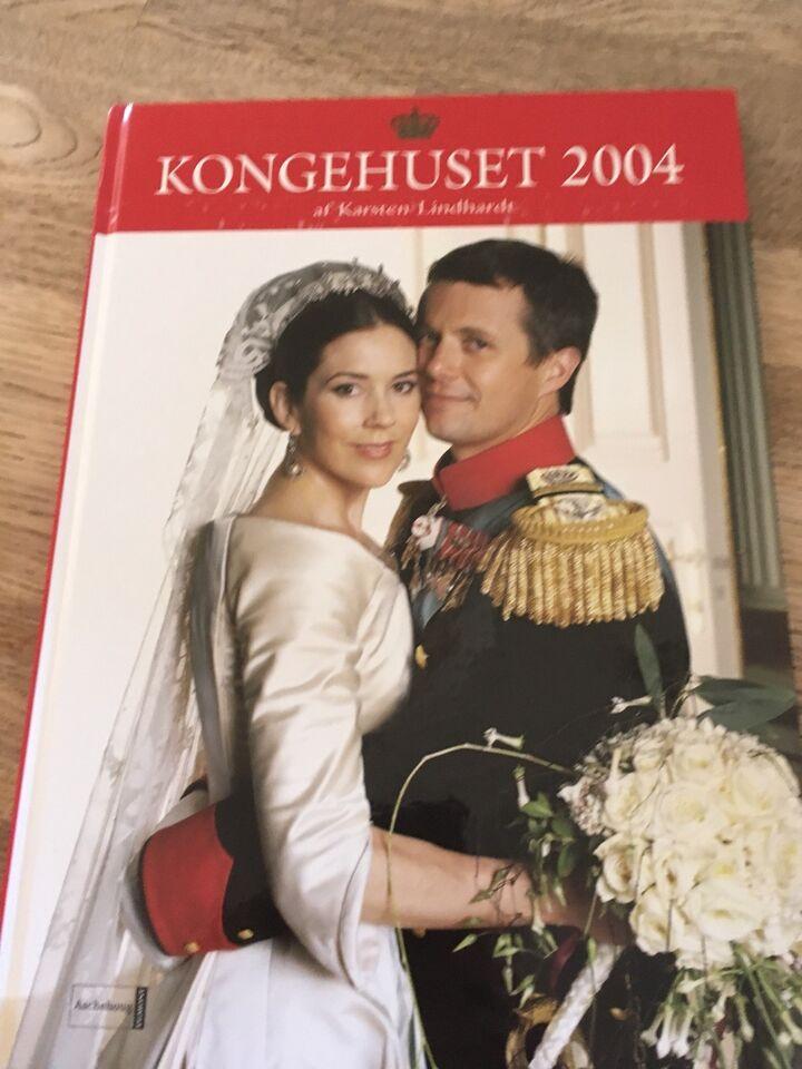 Kongehuset 2004, Karsten Lindhardt, genre: biografi