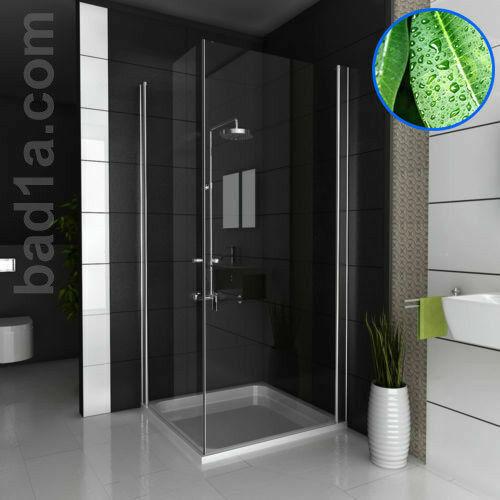 Design Echtglas Dusche- Abtrennung Rahmenlose Aus Einscheibensicherheitsglas ESG