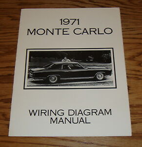 image is loading 1971-chevrolet-monte-carlo-wiring-diagram-manual-71-
