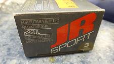 JR Sport RS6UL Negative Shift Futaba Compatible 6 channel FM