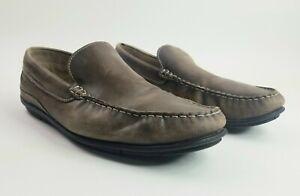 Ecco Men's US 13 Leather Slip On