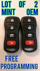 research.unir.net Motors Remote Entry System Kits OEM NISSAN ...