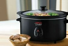 Kitchen Couture 6L Slow Cooker 320W