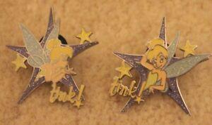 TINKERBELL Fairy Charm New DISNEY PETER PAN LANYARD