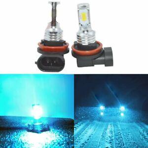 H11-H8-LED-Fog-Lights-Conversion-Bulbs-Kit-Premium-35W-4000LM-8000K-Ice-Blue