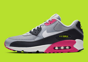 best website 491d0 d8277 New Men's Nike Air Max 90 Essential Shoes (AJ1285-020) Wolf ...