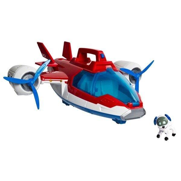 flygagagpatrullen har en leksak som fungerar fullt ut med Robo Dog.