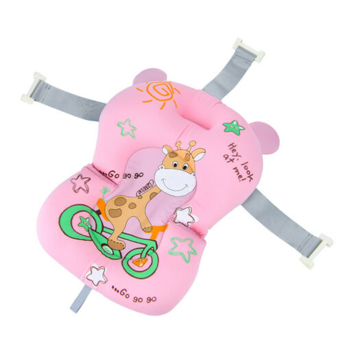 Babyparty Kissen Bett Rutschfeste Badewanne Netz Matte Schwimm Pad Safety Sitz