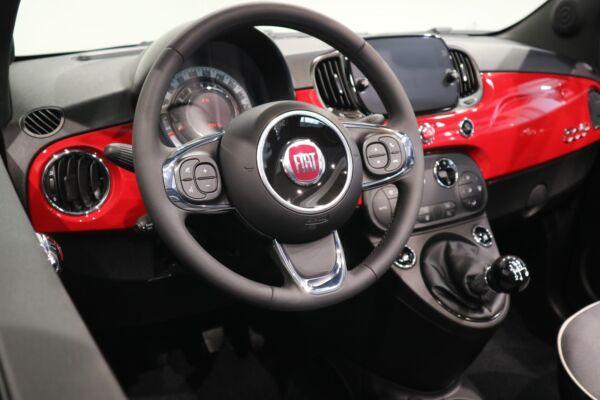 Fiat 500C 1,2 Lounge billede 8