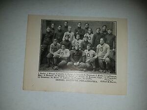 Drexel-Institute-Phialdelphia-Pennsylvania-1903-Football-Team-Picture-VERY-RARE