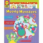Moody Monsters 9780545362528 by Jenne Simon Hardcover