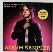 (ED111) Space Cowboy, Digital Rock sampler - DJ CD