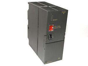 Siemens Simatic S7 6ES7307-1BA00-0AA0 PS307 2A 6ES7 307-1BA00-0AA0 Top.