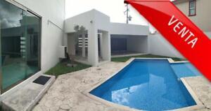 Casa en Venta de 4 Habitaciones con Alberca Colonia San Agustín del Palmar