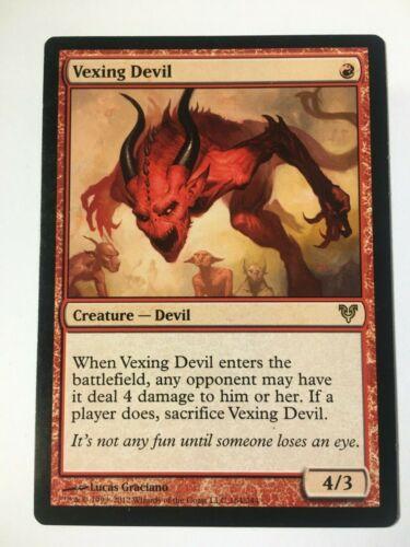 Vexing Devil Avacyn Restored Rare Magic//mtg
