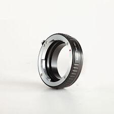 Hasselblad XPAN Mount to Sony NEX Support AV/M Mode Selens Lens Adapter Ring