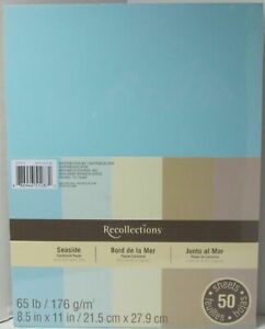 Recollections-Cartulina-Papel-8-1-5-1cm-x-27-9cm-50-Hojas-29-5kg-5-Color-Costa