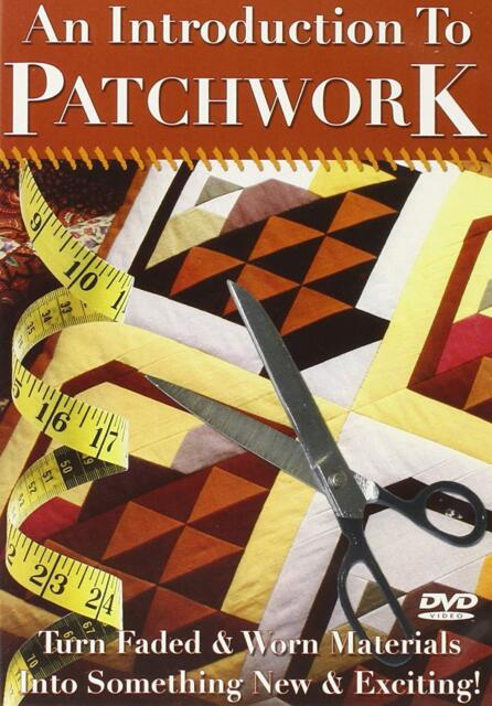 AN INTRODUCTION TO PATCHWORK DVD Handmade Patchwork Quilts