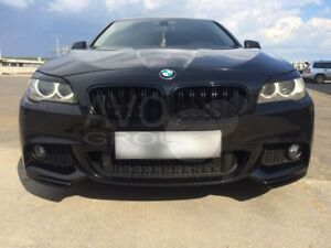 Eyebrows for BMW 5  F10 headlight eyelids lids ABS Plastic F11  2013