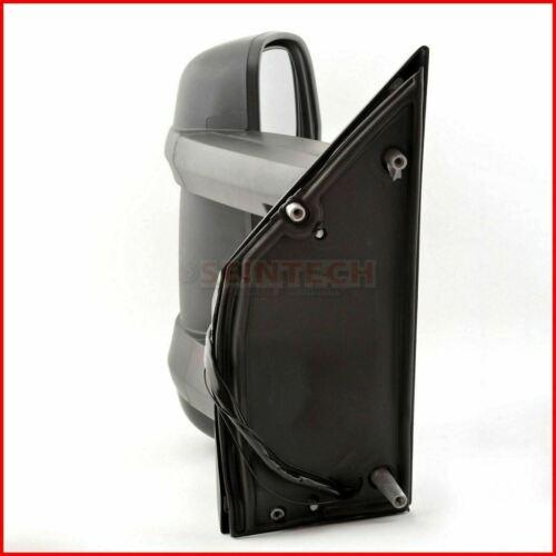 Espejo De Ala Puerta Completo Peugeot Boxer eléctrico climatizada Largo Brazo Derecho O//S 06 en el Reino Unido