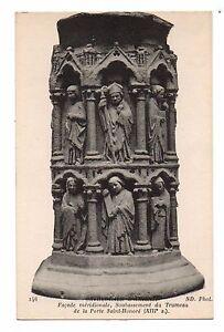 80-cpa-La-cathedrale-d-039-AMIENS-Porte-St-Honore-F1966