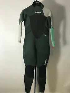 Mystic-Star-Womens-Fullsuit-5-4mm-Back-zip-wetsuit-Teal-X-Large