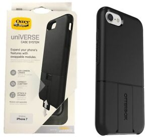 first rate 77f72 3b0a0 Details about Otterbox uniVerse Case System Case for iPhone 8 iPhone 7  iPhone Black