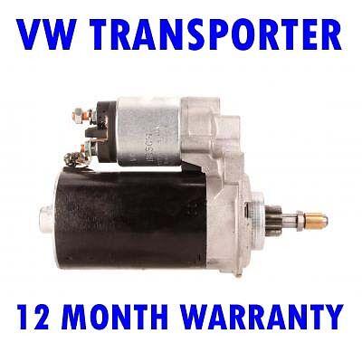 VW TRANSPORTER//CARAVELLE MK4 MK IV 2.0 BUS 1990 1991-2003 RMFD STARTER MOTOR