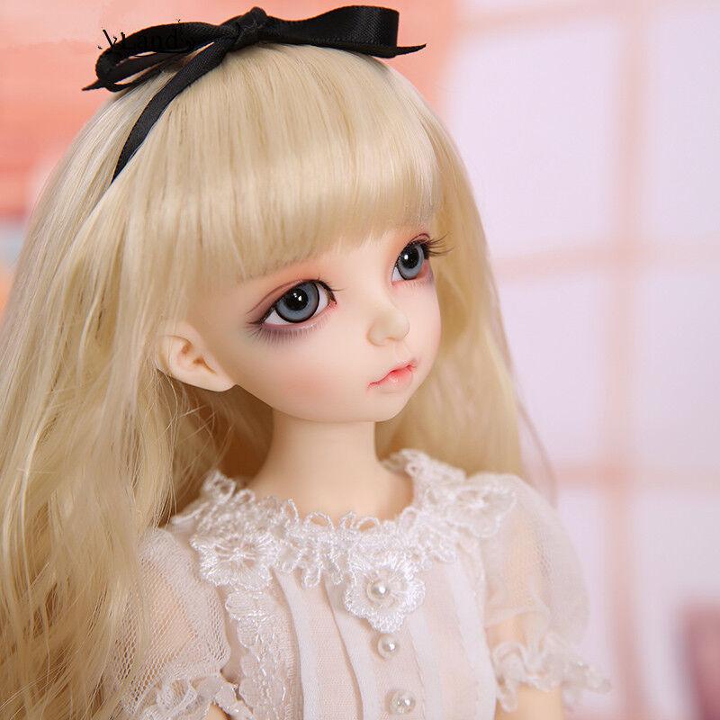 1 4 BJD Doll SD Doll Girl FL-Ante   -Free Face Make UP+Free Eyes