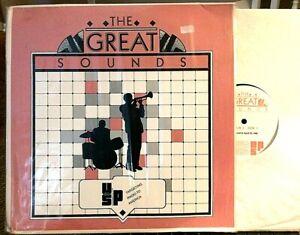 4-LP-RADIO-SHOW-Music-amp-Interviews-1988-Chet-Atkins-Al-Alberts-etc