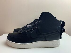 Détails sur Nike Air Force 1 High PSNY Baskets Noires UK 11 EUR 46 AO9292 002 afficher le titre d'origine