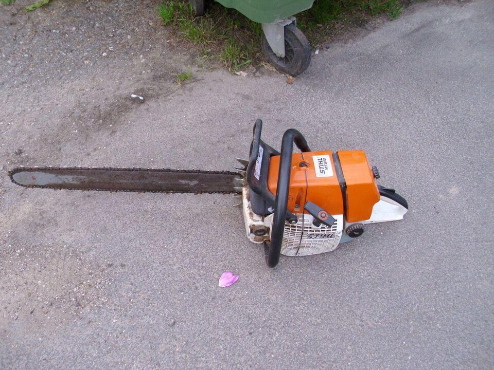 Motorsav, Stihl MS 660