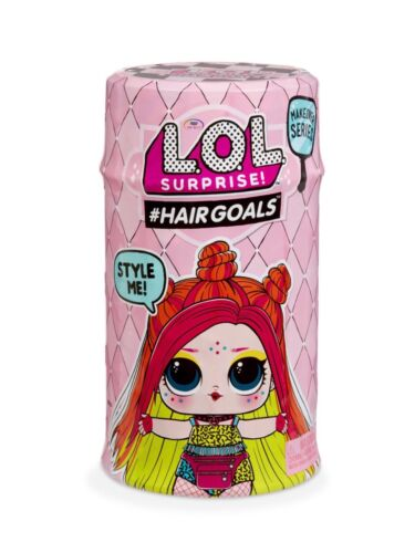 LOL Surprise Metal Babe HairGoals Wave 2 with Hair Goals Rocker L.O.L MGA Doll