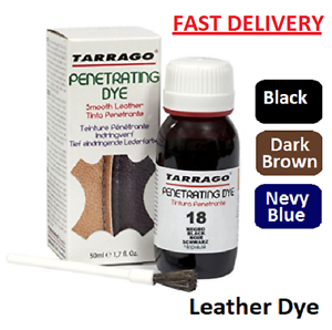 Tarrago Leather Shoe Amp Boot Dye Hand Bag Kit To Restore
