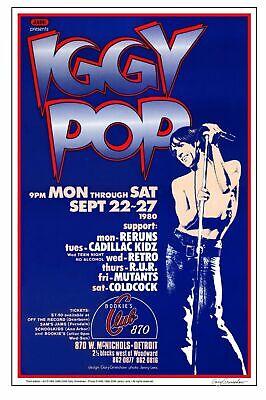 Concert VINTAGE BAND POSTERS Song Rock Travel Old Advert #ob Dave Clark Five