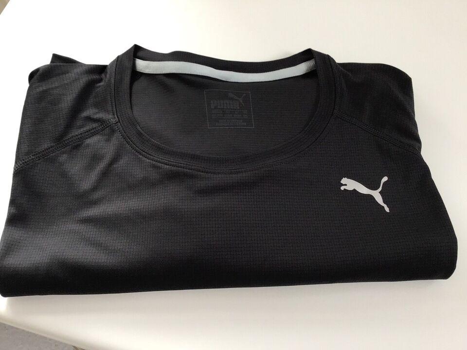 T-shirt, Trænings t-shirt, Puma