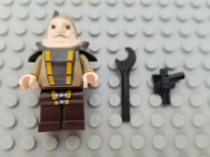 LEGO STAR WARS Unkar Plutt MINIFIG new from Lego set 75148 Encounter on Jakku