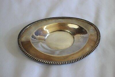 Vintage Sheets Rockford Co 1875 Silver Dish Plate Serving Tray Platter Ebay