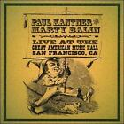 Live at the Great American Music Hall, 2000 by Marty Balin/Paul Kantner (CD, Jun-2011, 2 Discs, Retroworld)