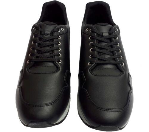 Pirelli Derry casual in Nero 43 sneaker gr Nero pelle Nuovo Scarpe 14 rHqprFxwZ
