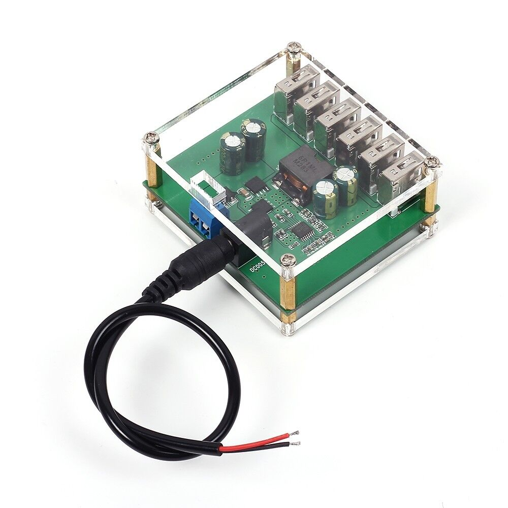 Multiple Output Dc Converter