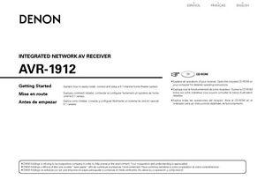 denon avr 1803 service manual