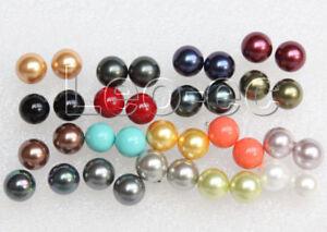 12mm-white-black-pink-gray-coffee-south-sea-shell-pearl-earring-Studs-v1071