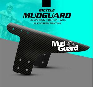 MTB-Fahrrad-Fender-Schutzblech-Steckschutzblech-Radschutz-Spritzschutz-Mudguard